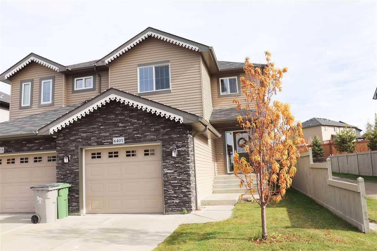 Townhouse for sale at 6401 60 St Beaumont Alberta - MLS: E4176657
