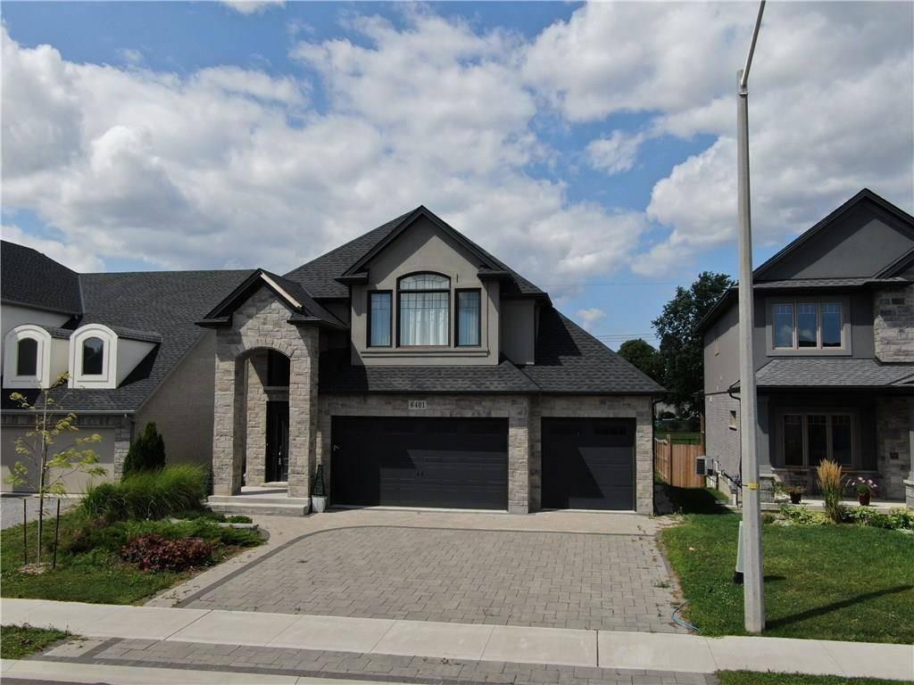 House for sale at 6401 Sam Iorfida Dr Niagara Falls Ontario - MLS: 30745279