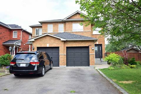 Townhouse for sale at 6401 Saratoga Wy Mississauga Ontario - MLS: W4517235
