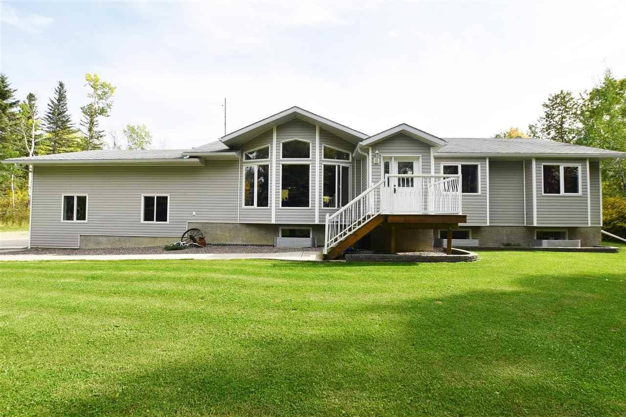 House for sale at  64011 Hy Rural Bonnyville M.d. Alberta - MLS: E4173982