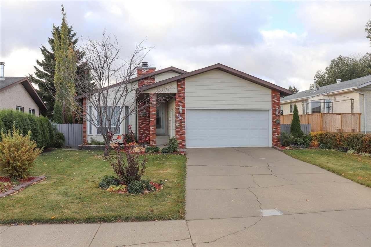 House for sale at 6403 19 Av NW Edmonton Alberta - MLS: E4218424