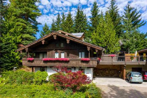 Townhouse for sale at 6403 St Andrews Wy Whistler British Columbia - MLS: R2400252