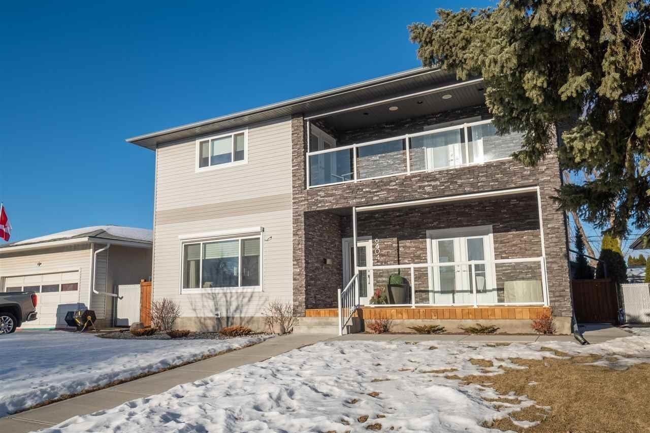 House for sale at 6404 94a Av NW Edmonton Alberta - MLS: E4224523