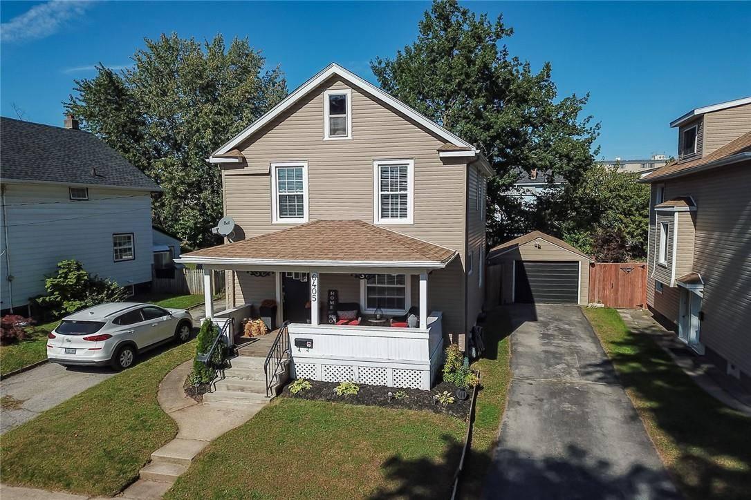 House for sale at 6405 Barker St Niagara Falls Ontario - MLS: H4065858