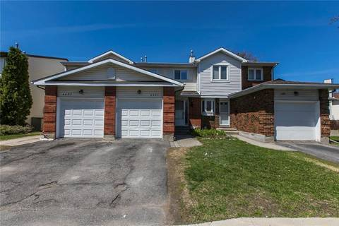 Townhouse for sale at 6405 Nuggett Dr Ottawa Ontario - MLS: 1150936