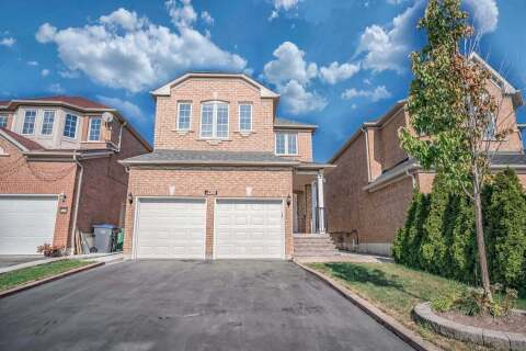 House for sale at 6405 Valiant Hts Mississauga Ontario - MLS: W4883345