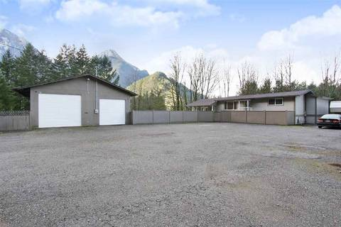 House for sale at 64071 Flood Hope Road Rd Hope British Columbia - MLS: R2432441