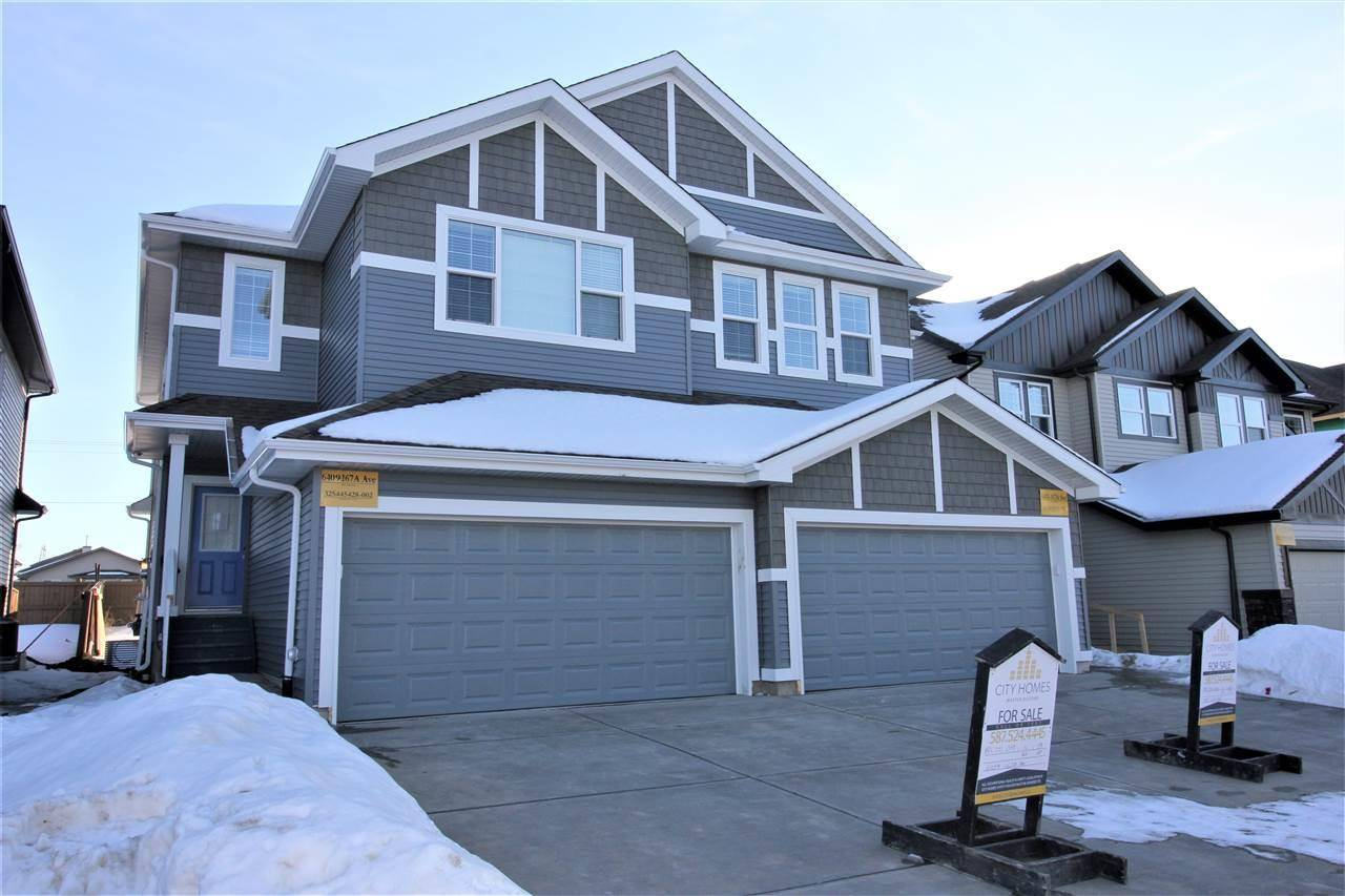 Townhouse for sale at 6409 167a Ave Nw Edmonton Alberta - MLS: E4185782