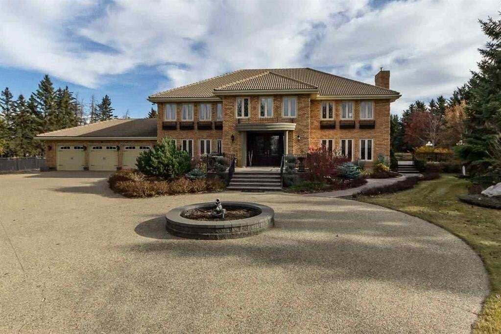 House for sale at 641 107 St SW Edmonton Alberta - MLS: E4214576