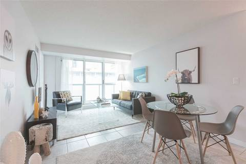 Condo for sale at 109 Front St Unit 641 Toronto Ontario - MLS: C4607562