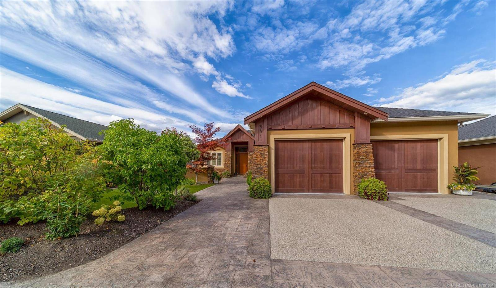 House for sale at 641 Arbor View Dr Kelowna British Columbia - MLS: 10191994