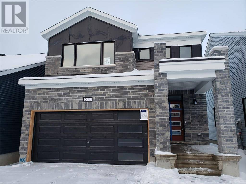 House for rent at 641 Continental Ave Ottawa Ontario - MLS: 1179098