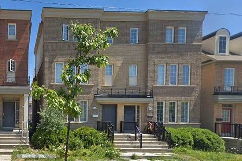 Townhouse for sale at 641 Sentinel Rd Toronto Ontario - MLS: W4422819
