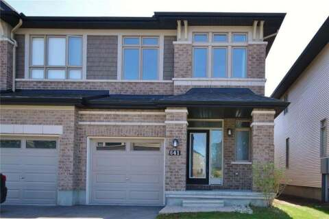 House for sale at 641 Tennant Wy Ottawa Ontario - MLS: 1192200