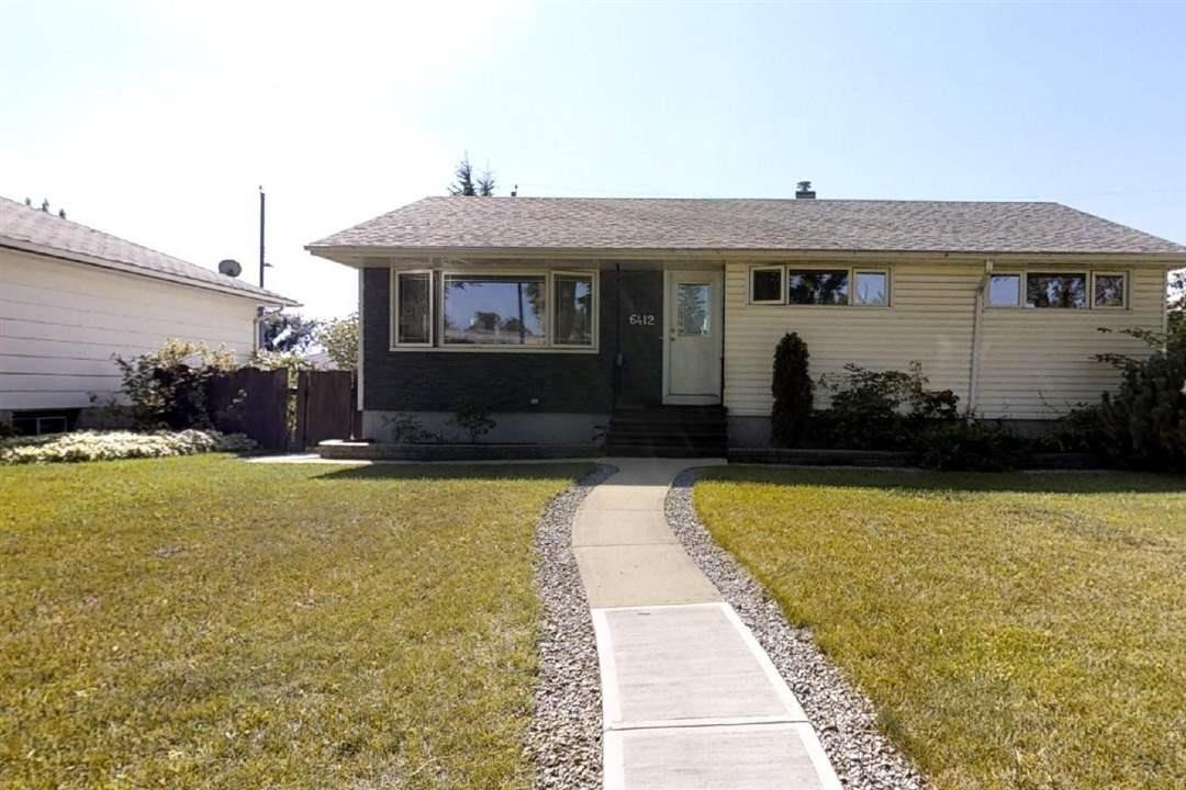 House for sale at 6412 86 St NW Edmonton Alberta - MLS: E4220107