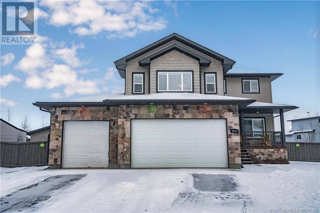 House for sale at 6413 112 Street Crescent Grande Prairie Alberta - MLS: GP215326