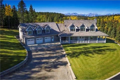 House for sale at 64136 Baymar Rd Rural Bighorn M.d. Alberta - MLS: C4291810