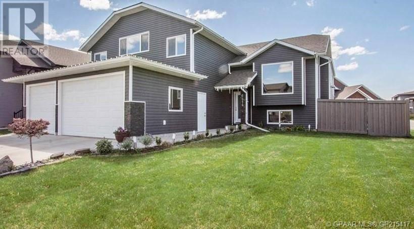 House for sale at 6414 112 Street Crescent Grande Prairie Alberta - MLS: GP215417