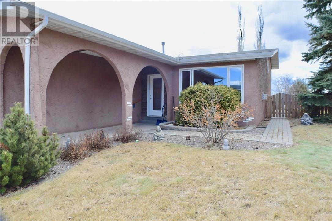 House for sale at 6415 38 Ave Stettler Alberta - MLS: ca0189821