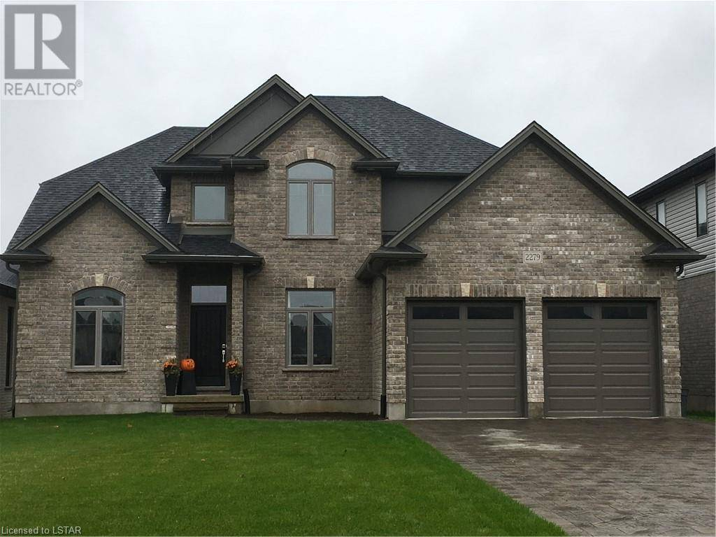 House for sale at 6415 Old Garrison Blvd London Ontario - MLS: 230581