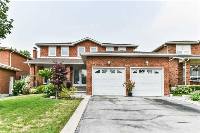 Sold: 642 Chancellor Drive, Vaughan, ON
