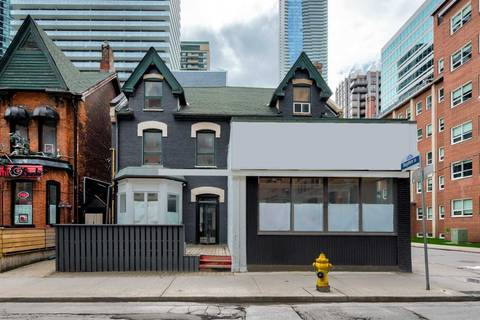 Commercial property for lease at 642 Church St Toronto Ontario - MLS: C4450636