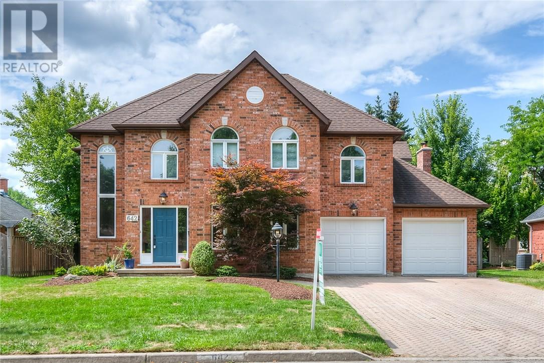 Removed: 642 Deer Run Drive, Waterloo, ON - Removed on 2018-09-18 05:24:39