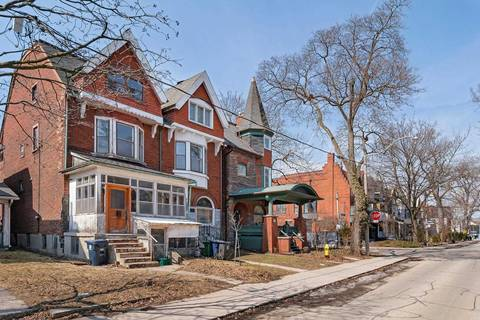 Townhouse for sale at 642 Euclid Ave Toronto Ontario - MLS: C4392336