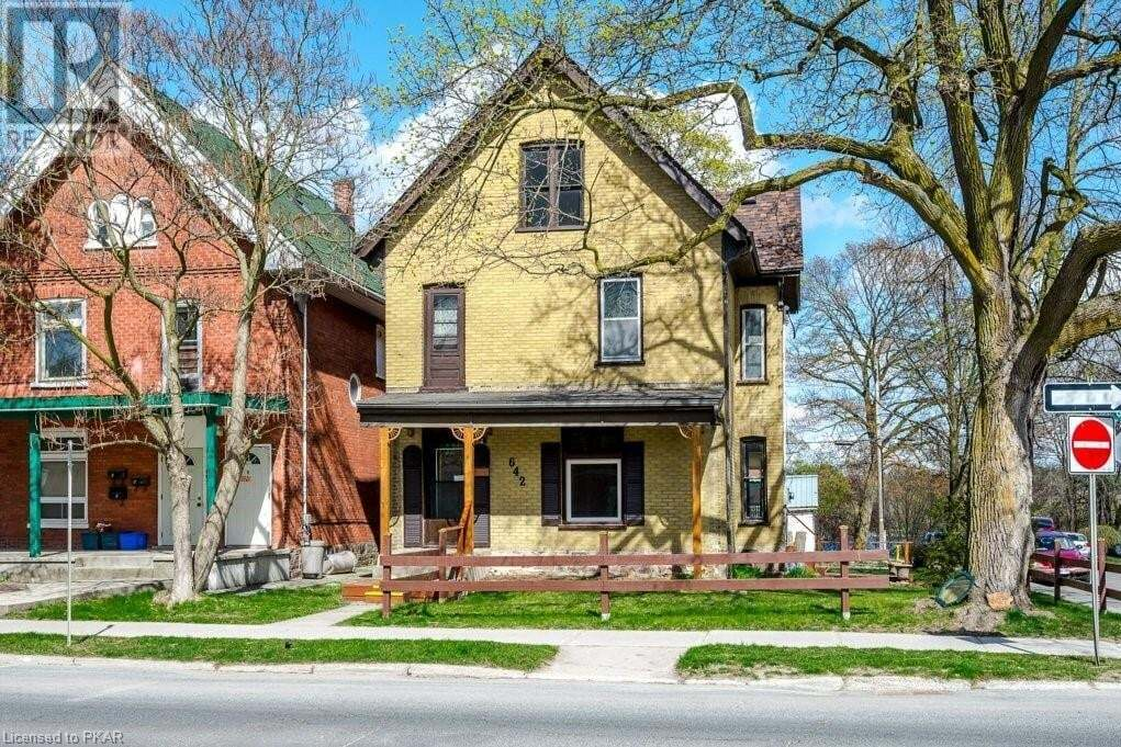 House for sale at 642 George St N Peterborough Ontario - MLS: 260071