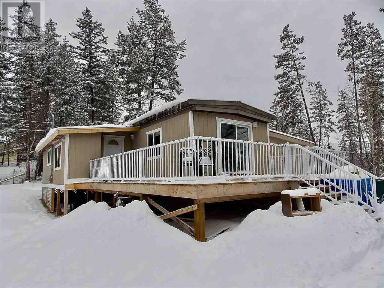 Home for sale at 642 Hodgson Rd Williams Lake British Columbia - MLS: R2434123