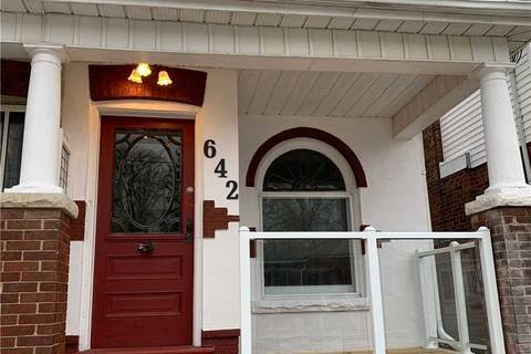 Townhouse for rent at 642 Mortimer Ave Toronto Ontario - MLS: E4659753