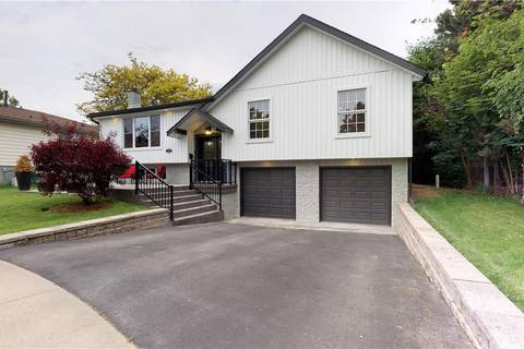 House for sale at 642 Oxford Rd Burlington Ontario - MLS: H4056604