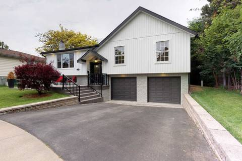 House for sale at 642 Oxford Rd Burlington Ontario - MLS: W4492611