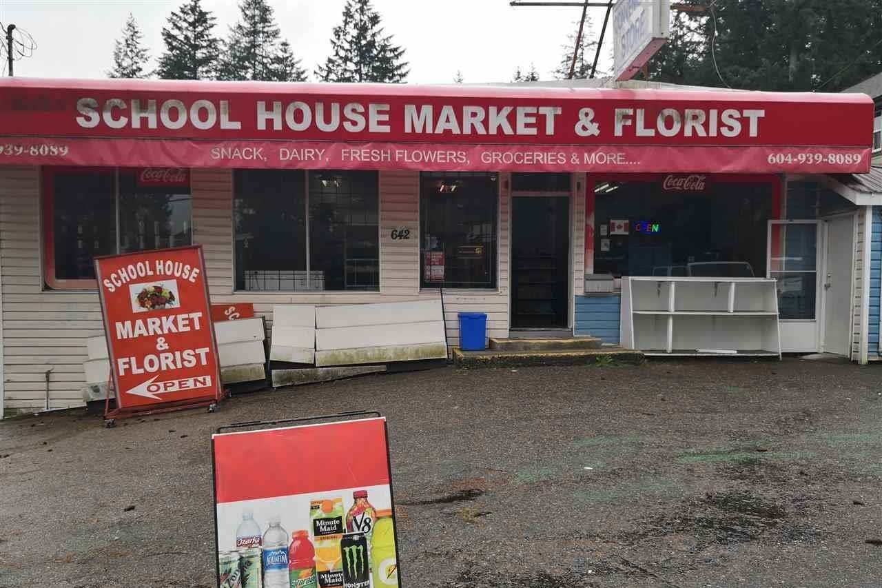 Commercial property for sale at 642 Schoolhouse St Coquitlam British Columbia - MLS: C8032997