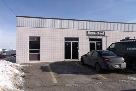Commercial property for lease at 6420 2nd St Southeast Calgary Alberta - MLS: C4279185