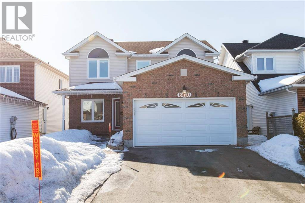 House for sale at 6420 Bernice Ct Orleans Ontario - MLS: 1185189