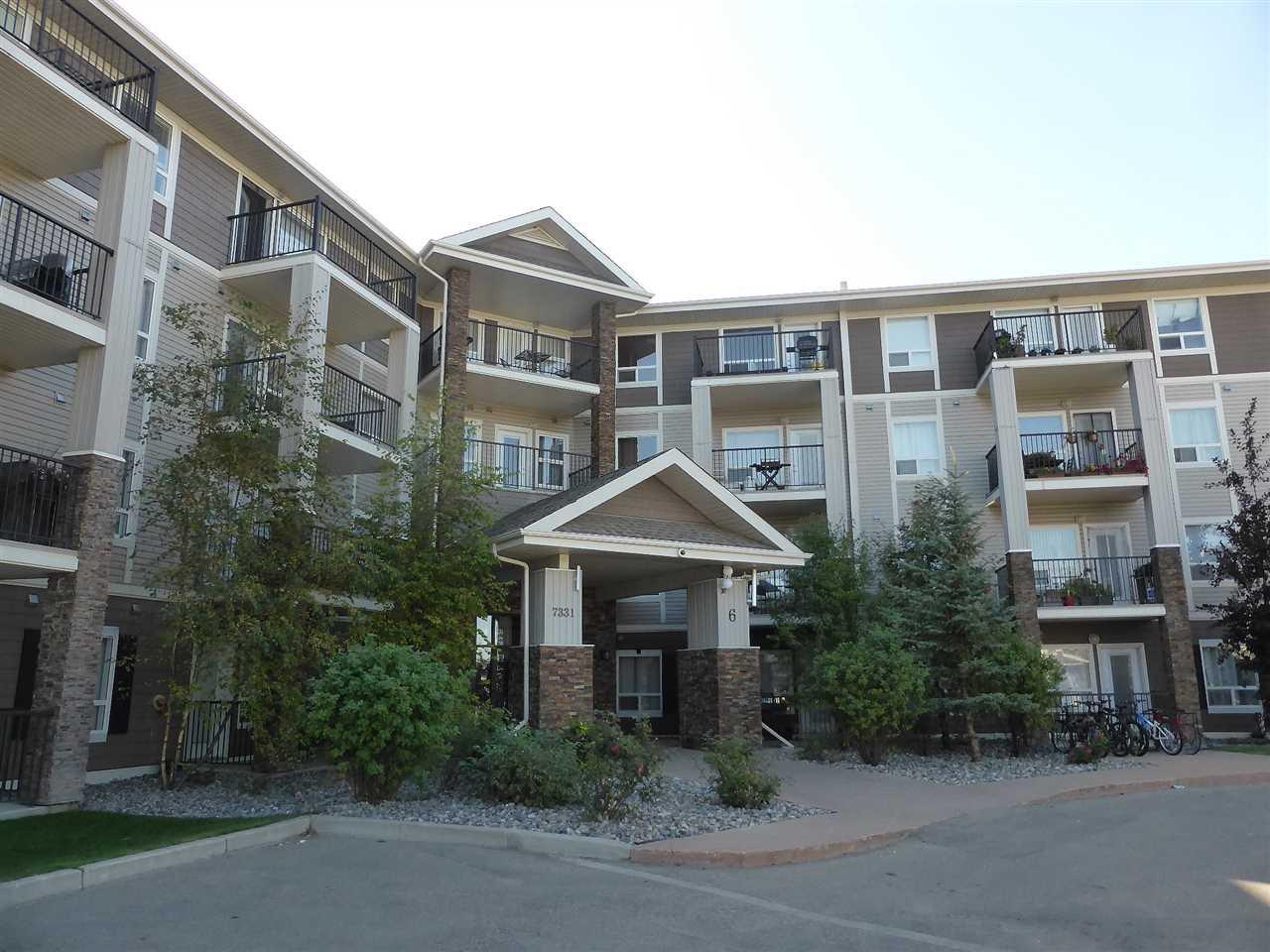 Buliding: 7331 South Terwillegar Drive, Edmonton, AB