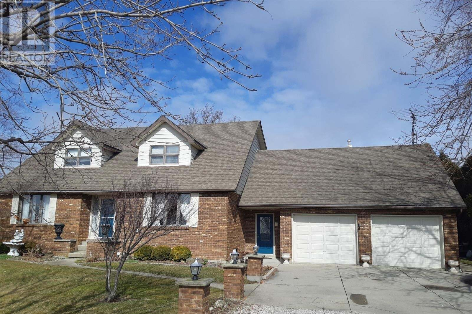 House for sale at 6423 Riverview Line Raleigh Township Ontario - MLS: 20003117