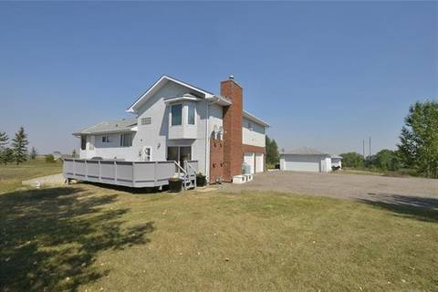 House for sale at 64236 266 Ave East Rural Foothills County Alberta - MLS: C4290758