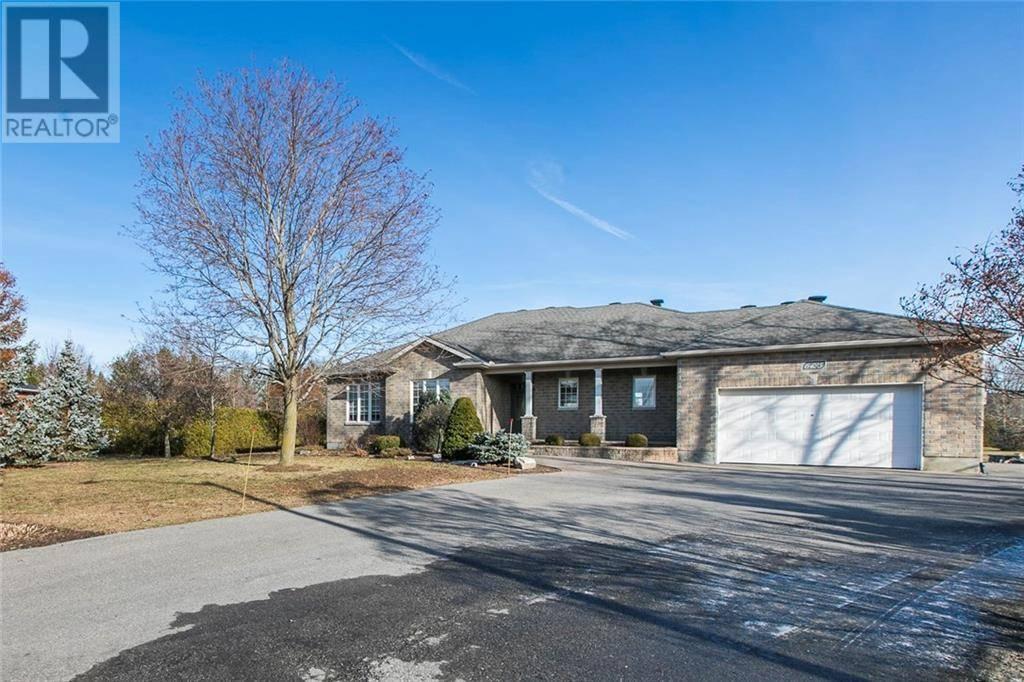 House for sale at 6425 Gordon Pratt Cres Greely Ontario - MLS: 1176697