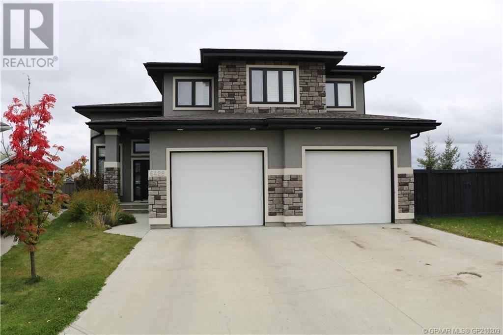 House for sale at 6428 112 Street Crescent Grande Prairie Alberta - MLS: GP210209