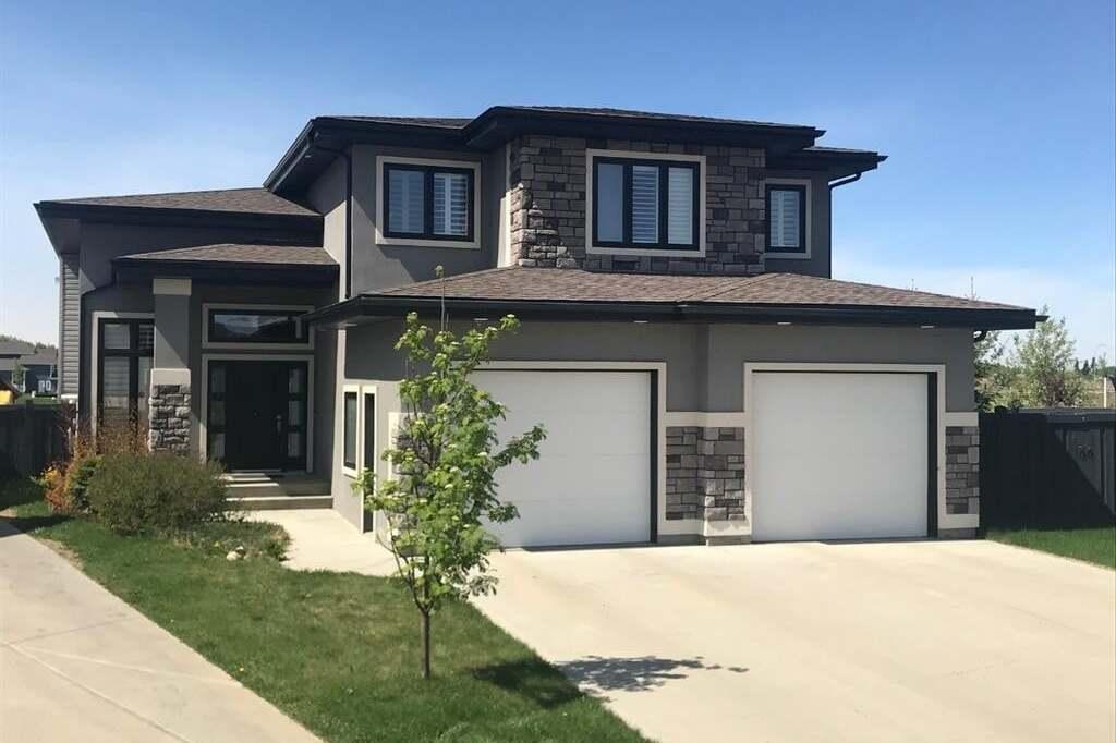House for sale at 6428 112 St Grande Prairie Alberta - MLS: A1001331