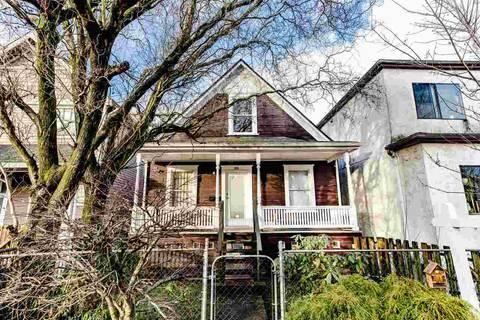 House for sale at 643 Cordova St E Vancouver British Columbia - MLS: R2432168
