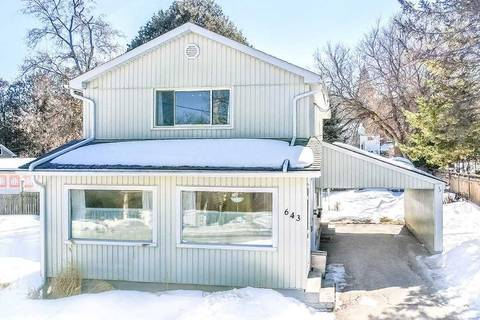 House for sale at 643 Montreal St Midland Ontario - MLS: S4719423