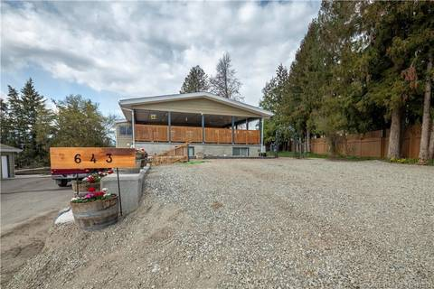 House for sale at 643 Mountview Rd Vernon British Columbia - MLS: 10187527
