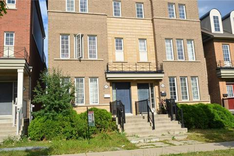 Townhouse for sale at 643 Sentinel Rd Toronto Ontario - MLS: W4536724