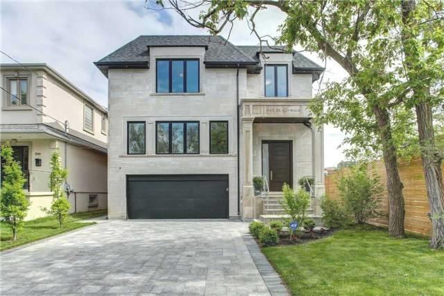 For Sale: 643 St Germain Avenue, Toronto, ON | 4 Bed, 6 Bath House for $3,248,800. See 17 photos!