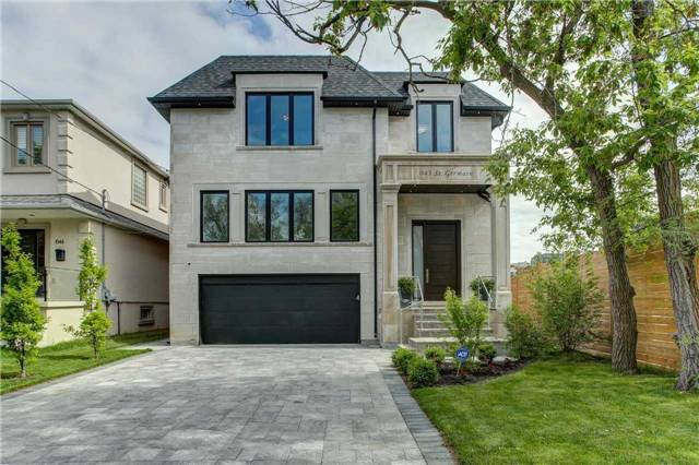 For Sale: 643 St Germain Avenue, Toronto, ON | 4 Bed, 6 Bath House for $3,188,000. See 20 photos!