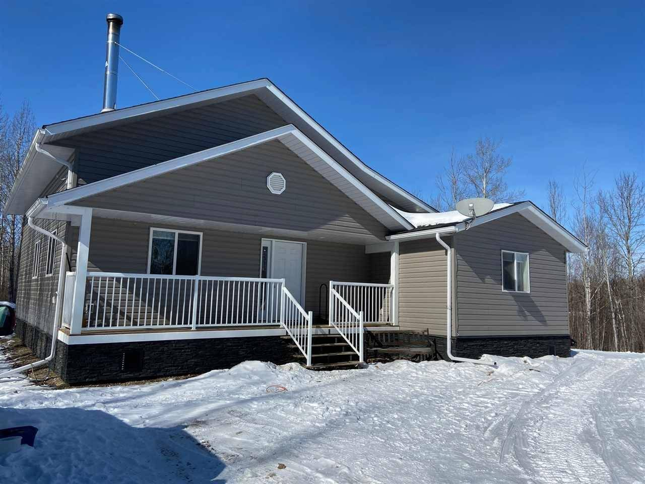 House for sale at 6430 Twp  Rural Brazeau County Alberta - MLS: E4192815