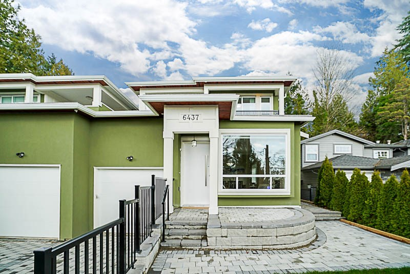 For Sale: 6437 Marine Drive, Burnaby, BC | 5 Bed, 4 Bath Townhouse for $1,399,000. See 20 photos!